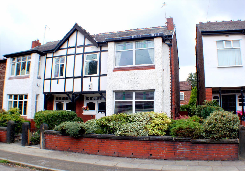 3 Bedrooms Semi Detached House for sale in Ellastone Road, Salford